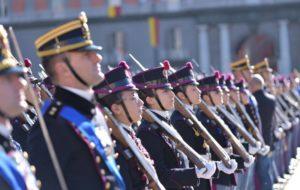 Scuola Militare Nunziatella, 230 anni di orgoglio: gli allievi giurano davanti al Presidente della Repubblica