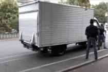Salerno, rubati tre furgoni: allerta terrorismo