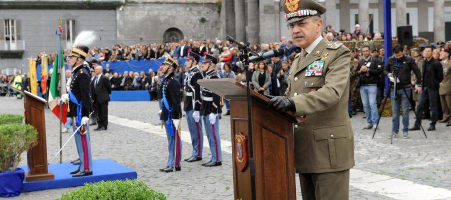 Il generale Errico: «Nunziatella, in futuro polo di formazione della difesa europea»