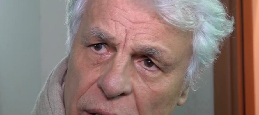 Michele Placido: una poesia per le vittime della frana