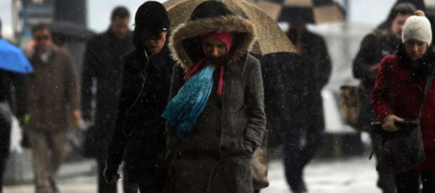 """Meteo – Protezione Civile: """"Arrivano freddo e vento forte"""""""
