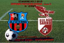 Promozione, Real Sarno, sconfitta dolorosa