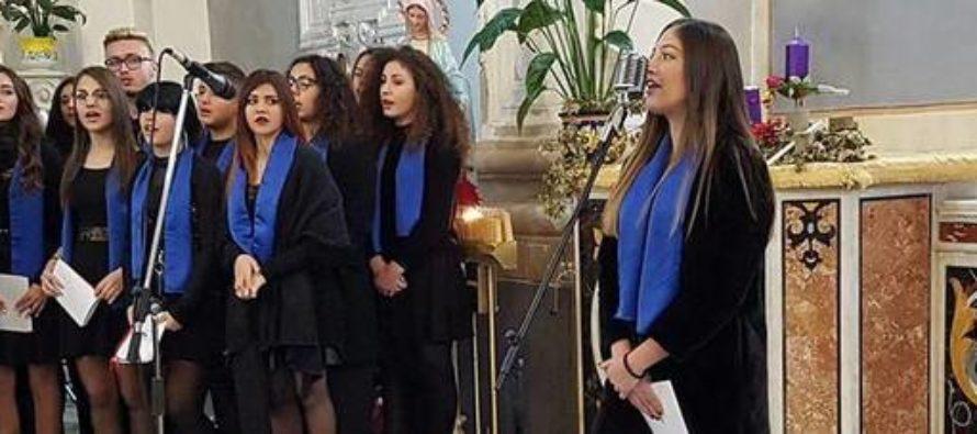 La lezione di Natale da Sarno: messa con preghiere in cinque lingue
