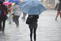 Piogge e vento: la Protezione civile proroga l'allerta meteo in Campania
