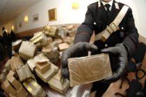 Traffico di droga, è allarme scattano arresti e controlli
