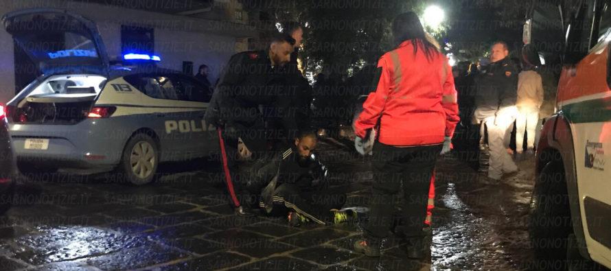 Prega sui binari, poi, aggredisce poliziotto: marocchino in manette