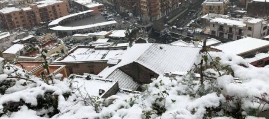Nuova allerta meteo, le scuole restano chiuse