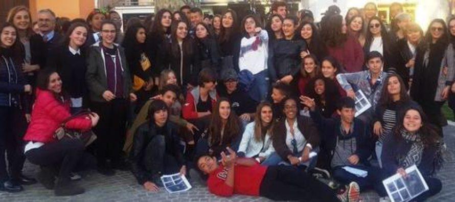 La scuola è Amicitia Ultra Oceanos: asse tra studenti francesi e sarnesi