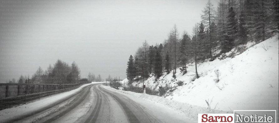 Allerta meteo prorogata in Campania: dalle 22 neve anche su zone collinari