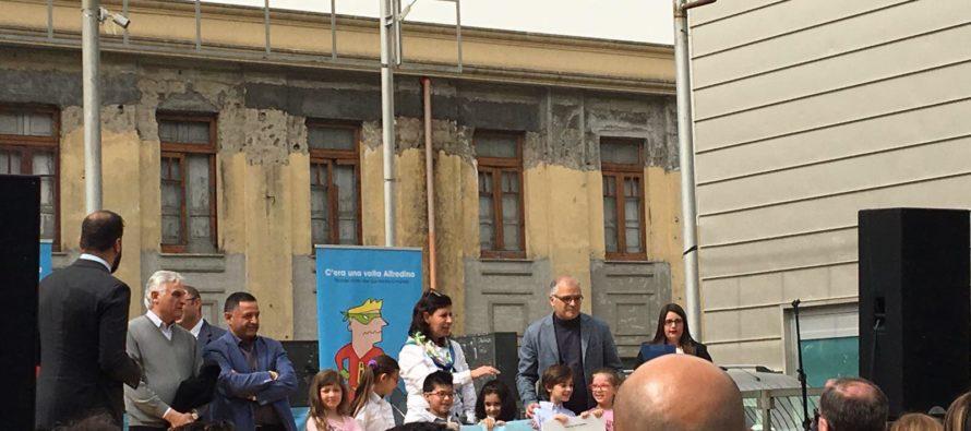Differenziare e tutelare il territorio: premiate le scuole di Sarno