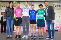 Giro Campania in Rosa: prima tappa ad Elena Franchi