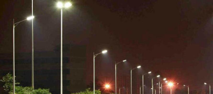 Pubblica illuminazione a Sarno, un progetto da 3 milioni di euro