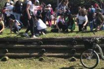 Giornata del Verde a Sarno: alunni nel Parco della memoria del 5 maggio '98