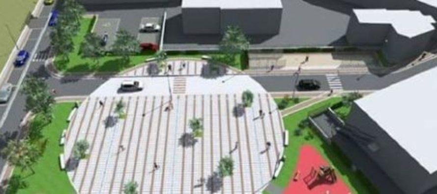 Nuova piazza in periferia: appalto da 300 mila euro
