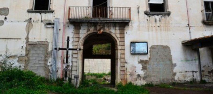 Ospedale distrutto dalla frana, Canfora chiama De Luca