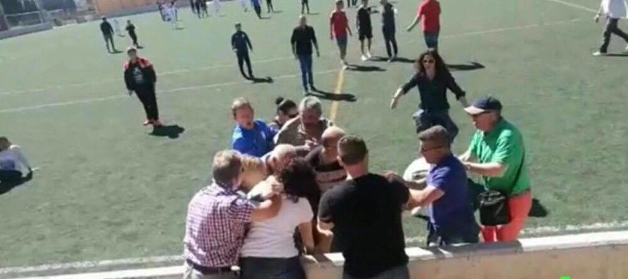 Incubo Sarnese, giovanissimi aggrediti a Torre del Greco