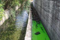 Reflui nel suolo e nel fiume Sarno sigilli e imprenditore denunciato