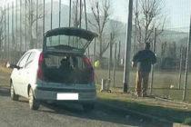 Sorpreso a scaricare rifiuti, bloccato e preso a schiaffi a Sarno