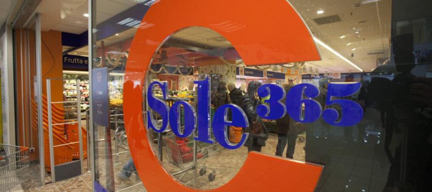 """Sole365: """"La spesa. Tranquilli"""" anche a Sarno"""