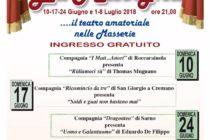 """Tutto pronto per """"Teatro nelle Masserie"""": un calendario ricco di appuntamenti"""