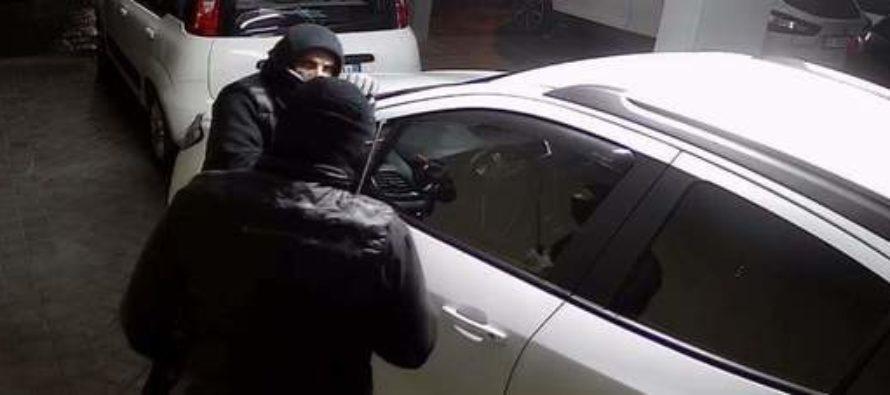 Tentano di rubare auto, scoperti ed arrestati tre giovanissimi