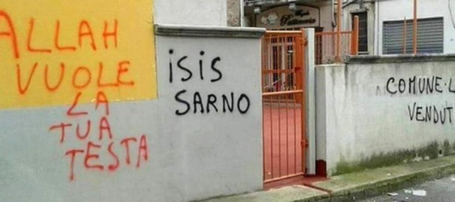 Scritte inneggianti l'Isis, minacce e bombe in borsa. La donna sarà processata
