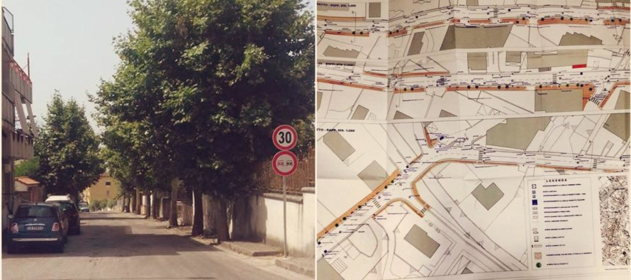 Viale Margherita: più verde, marciapiedi e sicurezza per pedoni e diversamente abili