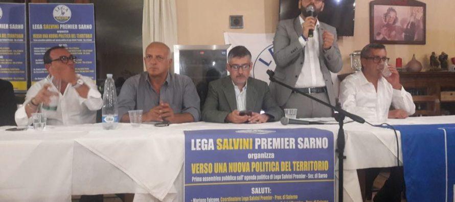 La Lega si prepara alle comunali del 2019
