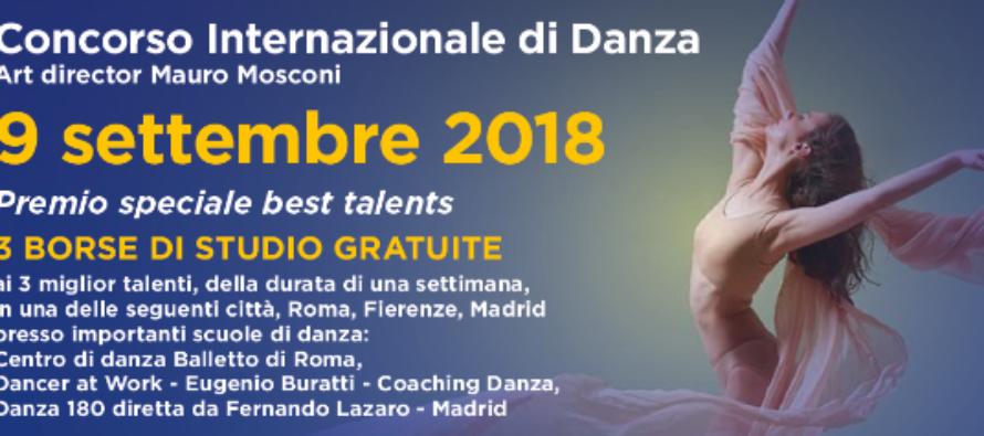 SalernOnstage Stage e Concorso di Danza 2018
