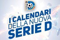 Pubblicato il calendario dei gironi di serie D