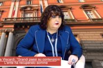 """Eutilia Viscardi: """"Grandi passi su contenzioni. L'ente ha recuperato somme"""""""