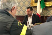 Rifiuti, Salvini: in Campania si rischia il disastro ambientale