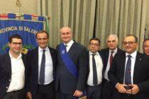 Michele Strianese: chi è il nuovo presidente della Provincia di Salerno.