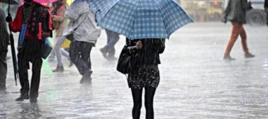 Maltempo, Campania: allerta meteo dalle 11 di oggi.