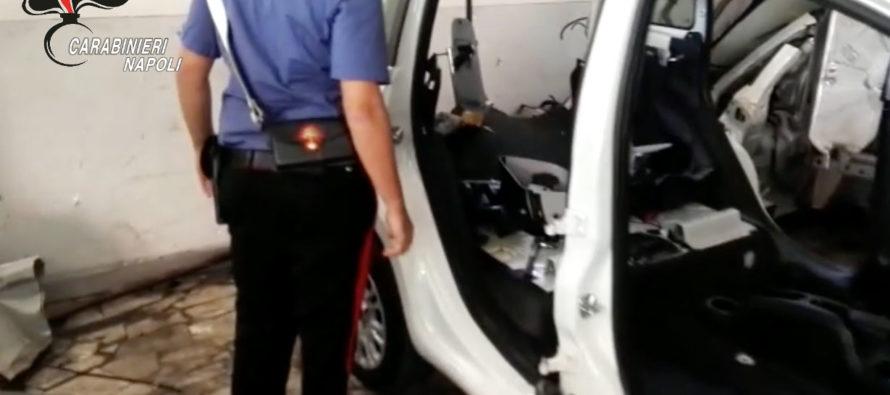 Sgominata banda di ladri e riciclatori di auto. Indagini partite da Palma Campania…