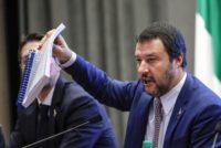 Sicurezza: Salvini a Napoli