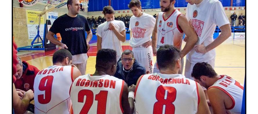 Gustarosso Basket Sarno, vittoria e play off