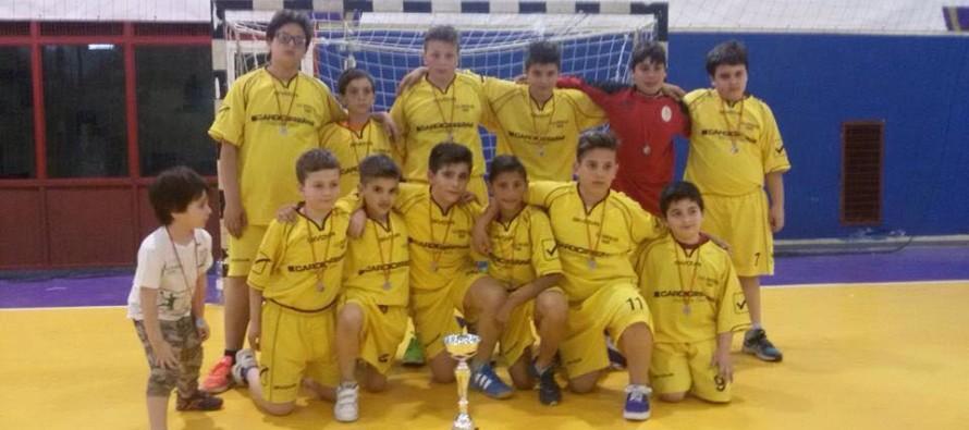 PALLAMANO Under 12 maschile – La Pallamano Pagani è vice campione regionale