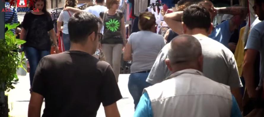 VIDEO | Fiera in centro e spesa in campagna: la domenica a Sarno