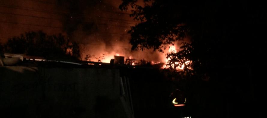 VIDEO   Incendio distrugge azienda Gigi a Foce