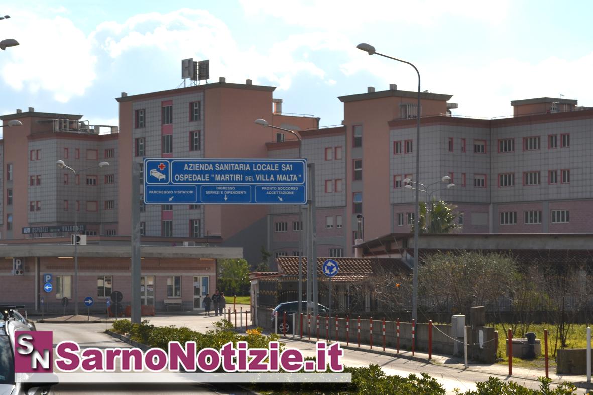 Casi Covid all'ospedale di Sarno, chiuso il pronto soccorso - Sarno Notizie