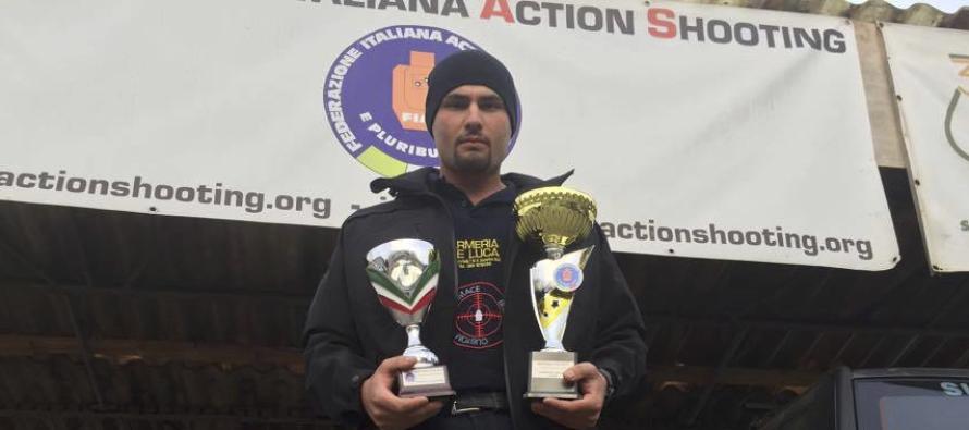Tiro sportivo – Il sarnese Virgilio Scotti è il nuovo campione italiano categoria Marksman