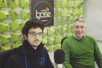 Il consigliere regionale Alberico Gambino a Radio Base