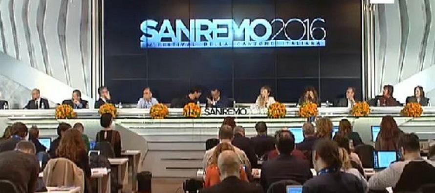 Stasera inizia Sanremo   Le canzoni e i cantanti della prima sera