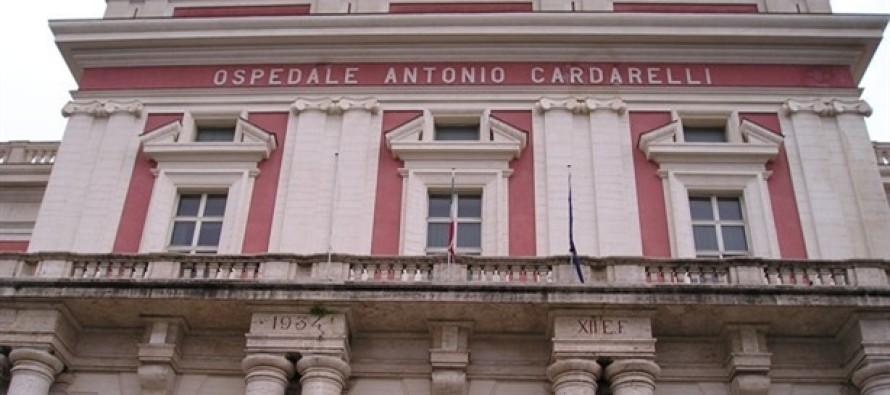 Napoli – In ospedale una stanza per incontri hard dove accadeva di tutto.