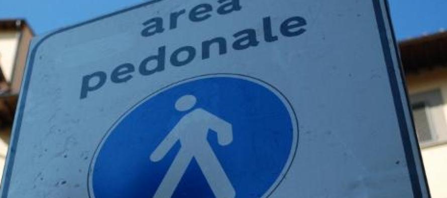 Area pedonale: commercianti e ristoratori contro