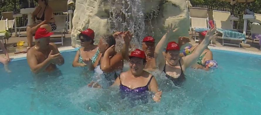 Parte il Campus Estivo per Anziani: sole, mare, piscina, passeggiate…
