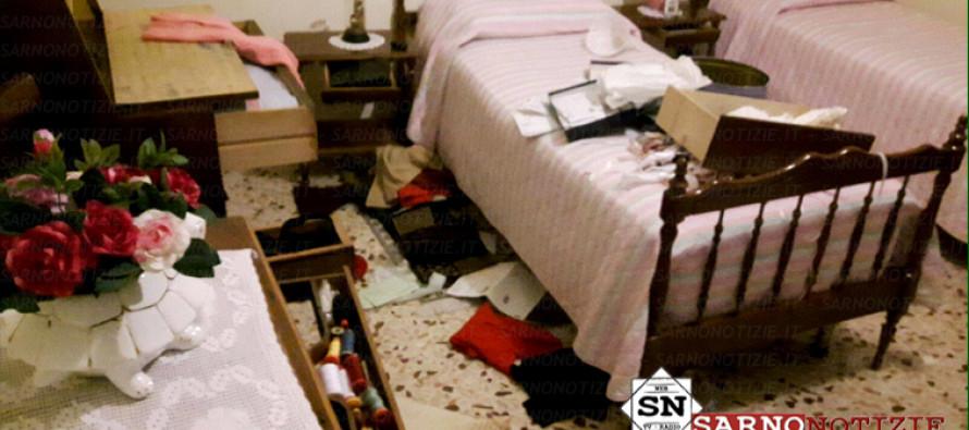 Ladri in azione, appartamenti devastati alla ricerca di soldi e oro LE FOTO