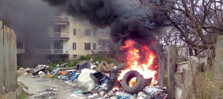 Terra dei fuochi, droni e webcam per la guerra ai roghi