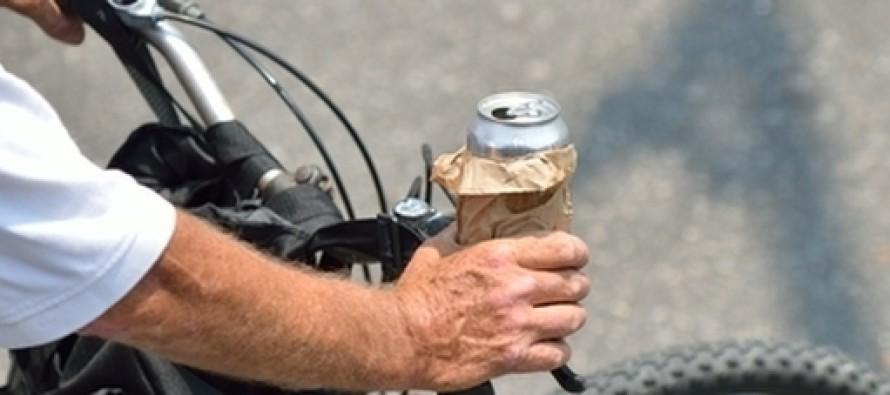 San Marzano sul Sarno, ubriaco in bicicletta rischia di essere travolto, salvato dal 118
